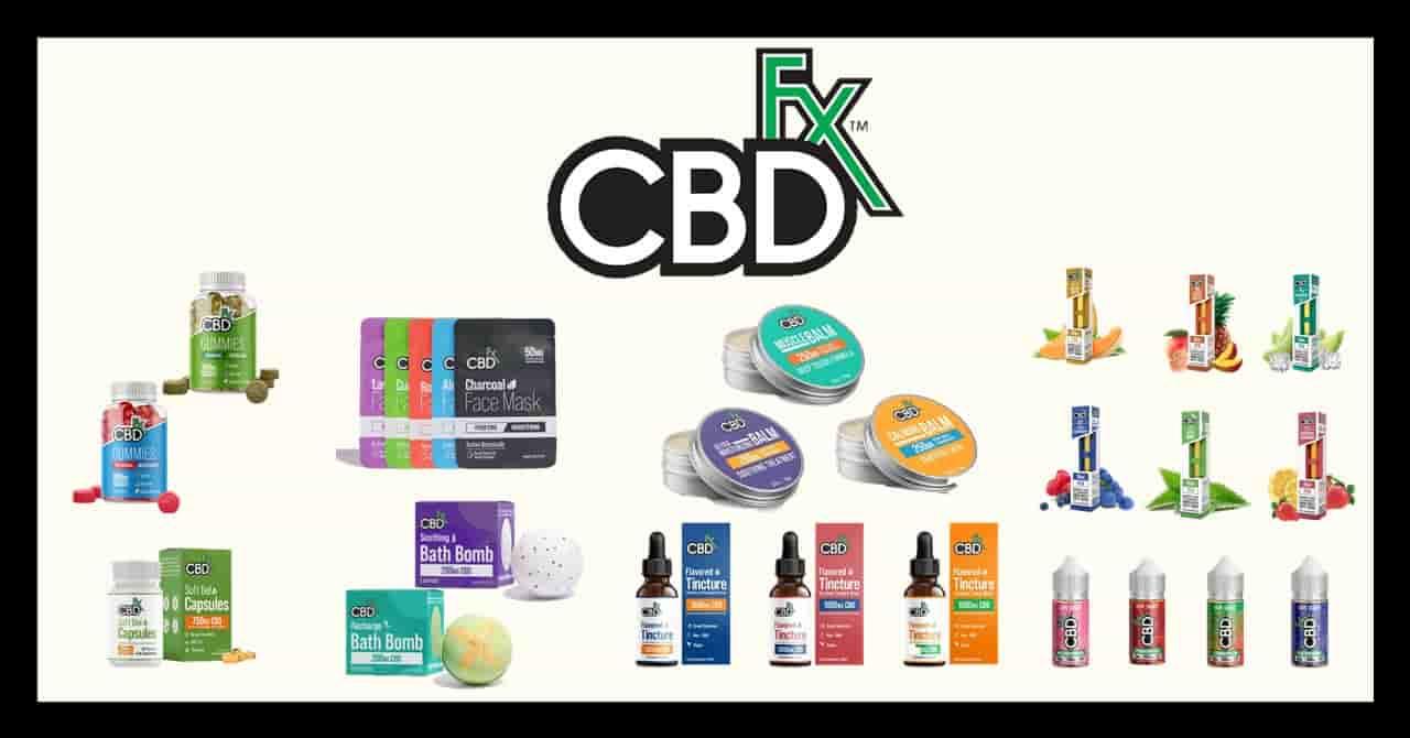 【独占先行情報あり】CBDfxの最新の全商品を評価・口コミ【辛口レビュー】